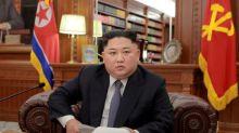 North Korea's Kim expresses satisfaction for pre-summit negotiations, praises Trump: KCNA