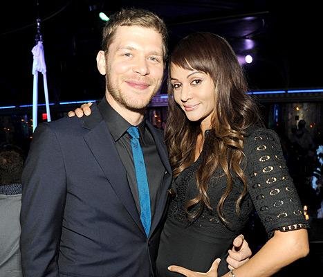 Joseph Morgan Is Married Vampire Diaries Originals Star Weds