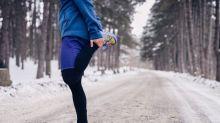 入冬做運動更有效 五個寒冬動起來的原因