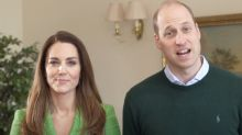 Prince William teases wife Kate as they share St Patrick's Day message
