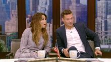 Eva Longoria asked Ryan Seacrest to host her wedding reception on the spot