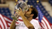 The greatest: Pete Sampras – cool head with a weapons-grade serve