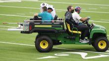 Jaguars lose Dede Westbrook to knee injury