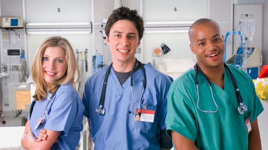 Der wahre Grund, warum Ärzte blaue Kittel tragen