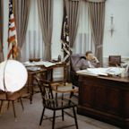 The Oval Office Through the Years, in Photos