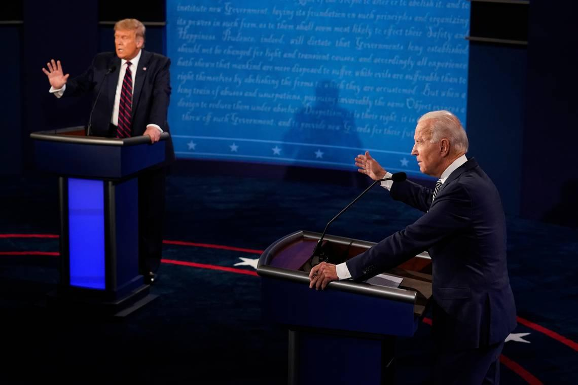 Trump and Biden will hold dueling town halls on Thursday. Here's how to watch