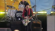 Green Day rocks out to their hit 'Youngblood' in Central Park