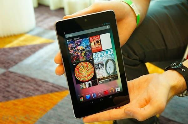 Google's Andy Rubin: Nexus 7 may head to retail, but we're not changing tablet app policies