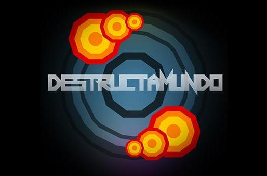 Destructamundo is a game about interplanetary destruction from Robotube Games