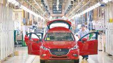 外資提速搶攻中國車市
