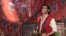 Aladdin star responds to Princess Jasmine casting controversy
