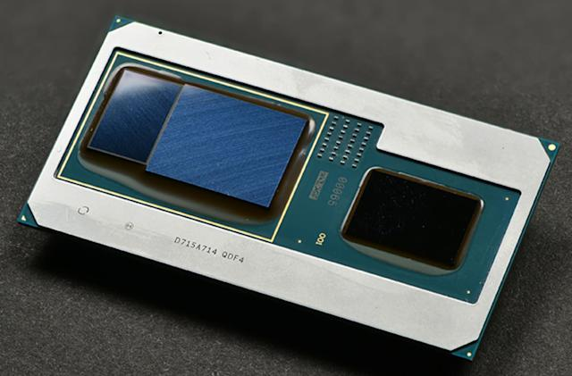 Intel discontinues its processors with AMD graphics