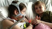 Parents of dying girl challenge organ donor rule
