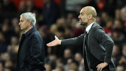 Robbie Savage believes Manchester City would have 'failed' if they don't beat 'favourites' United to title