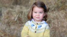 La princesa Charlotte es igualita a sobrina de Lady Di