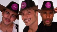 Juliano, Biel e Rodrigo disputam a prova do fazendeiro; quem deve ganhar?