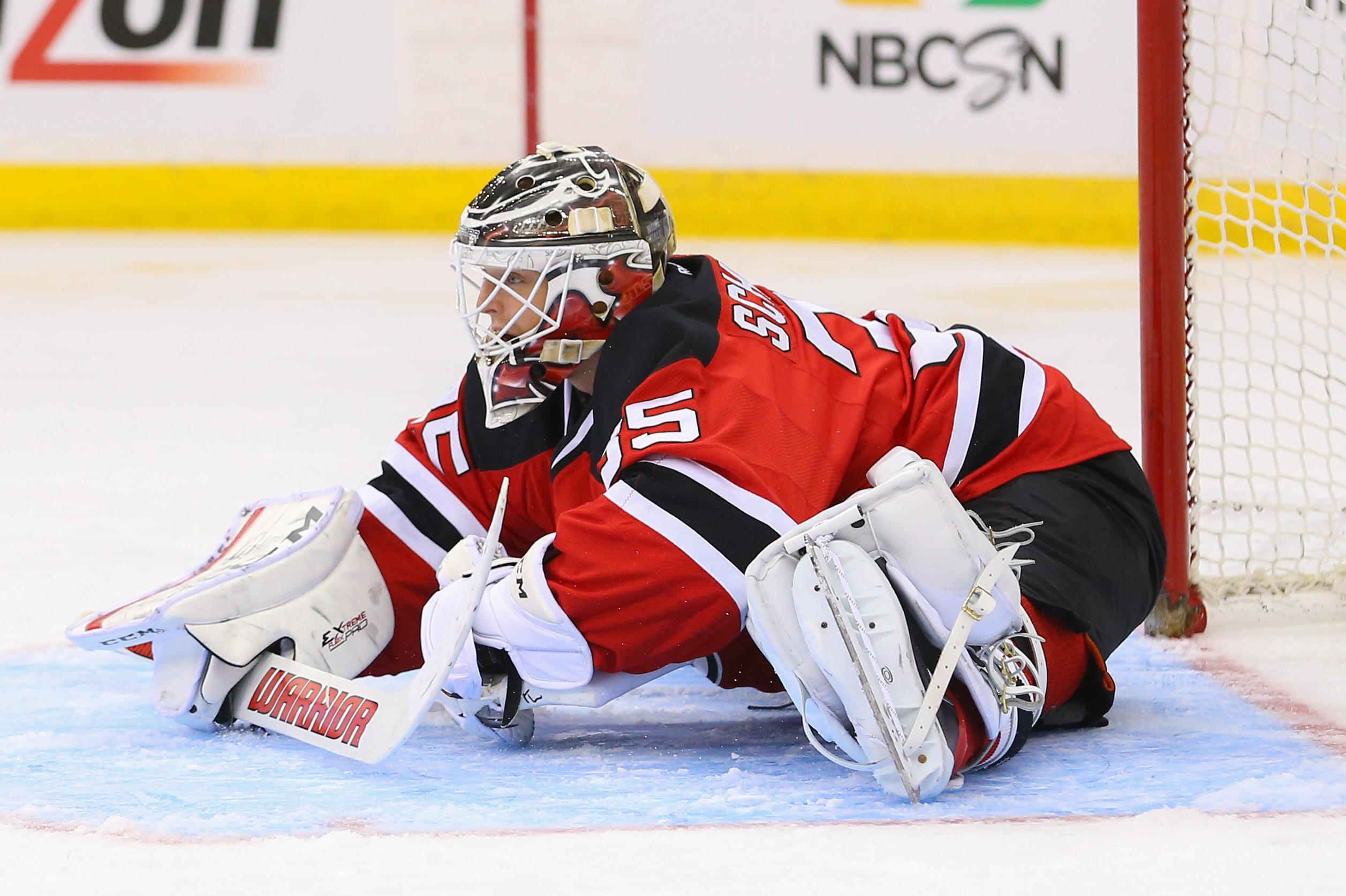 low priced fbf10 b5fd7 Cory Schneider will break bank with new NJ Devils contract