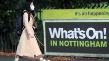 Nottingham records highest weekly rate of Covid-19 cases in England as Government urged to act