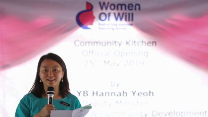 Hannah Yeoh: Let cops probe PKR MP over sexual harassment claim