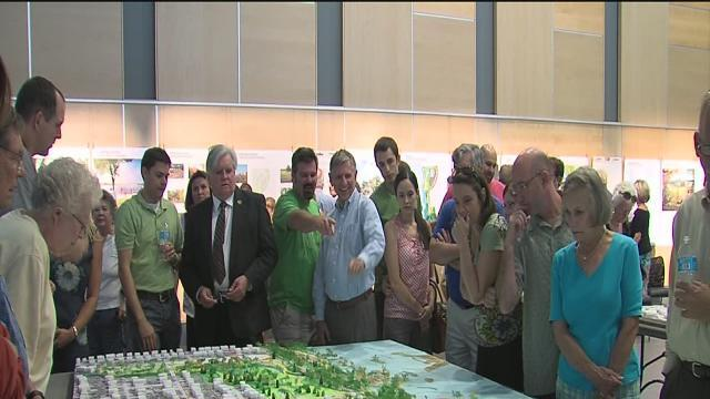 George Kaiser Family Foundation to put model of Riverside project 'A Gathering Place' on display
