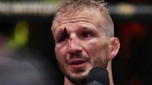 'Daddy's home, b****es': T.J. Dillashaw eyes title after edging Cory Sandhagen in dogfight