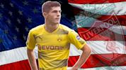Pulisic is the American dream for Liverpool