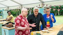 Matt Lucas wins over 'Bake Off' fans in Boris Johnson skit
