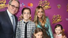 Sarah Jessica Parker's Kids Make Rare Red Carpet Appearance for 'Charlie and the Chocolate Factory' Opening