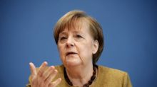 Stop complaining about slow vaccine roll-out, Merkel urges Germans