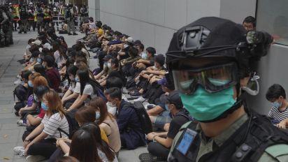 USA wollen Hongkongs vorteilhaften Status weitgehend beenden