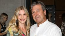Lisa Faulkner and John Torode marry as they share stunning pictures from their wedding day