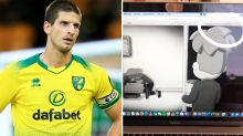 'Enjoying lockdown': Footballer caught in embarrassing X-Rated blunder