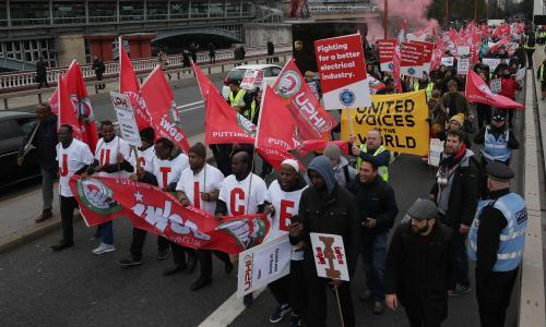 Labour manifesto to promise dramatic shift in workers' rights