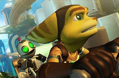 Joystiq impressions: Ratchet & Clank Future (PS3)