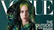 Billie Eilish explains why she prefers oversized clothes: 'I just hated my body'