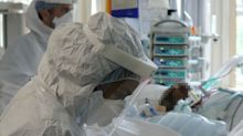 UK Records 204 More Coronavirus Deaths In 24 Hours As Latest Care Home Data Released
