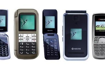 Kyocera introduces 5 new handsets at CTIA
