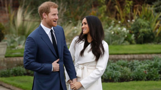 Your guide to the royal wedding