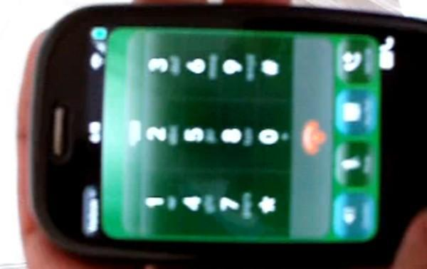 Palm Pre hacked and running on Verizon