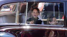 The Mulroney children shine during royal wedding