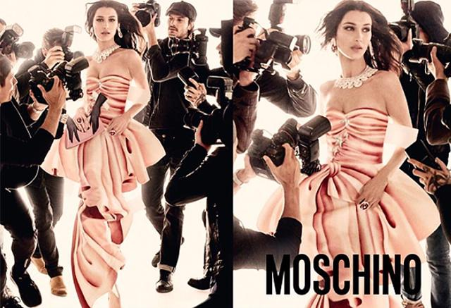 (Photo: Steven Meisel/Moschino)