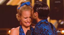 Shocking elimination on 'Dancing With the Stars' leads to tears and frustration
