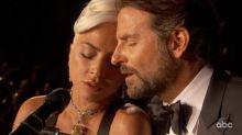 Der Auftritt von Bradley Cooper und Lady Gaga bei den Oscars treibt das Internet in den Wahnsinn