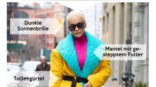 Look des Tages: Rita Ora sendet starke Leuchtsignale