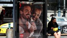 Coca-Cola advert featuring gay couples kissing causes outrage in Hungary
