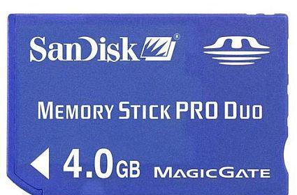 Deal: 4GB Memory Stick for $20 ... again