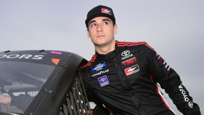 Alfredo to drive No. 38 car for Front Row in 2021