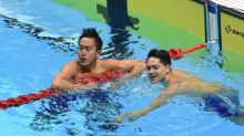Schooling back in the golds at the SEA Games
