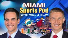 Miami Sports Pod: Dolphins free agent options and draft plans