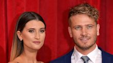 Soap stars congratulate 'Emmerdale' actress Charley Webb on birthing third child